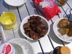 アウトドアやキャンプでお薦めの料理!鶏肉のバルサミコ風味