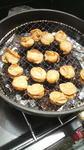 グリム冒険の森で燻製料理:ホタテ