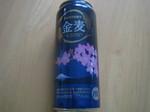 サントリー金麦 桜缶の写真